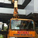 Nitaki Machine Movers Pte Ltd