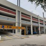 Car Club Car Sharing Station @ Deck 3A