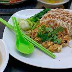 Ji Xiang Vegetarian stall