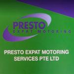 Presto Expat Motoring