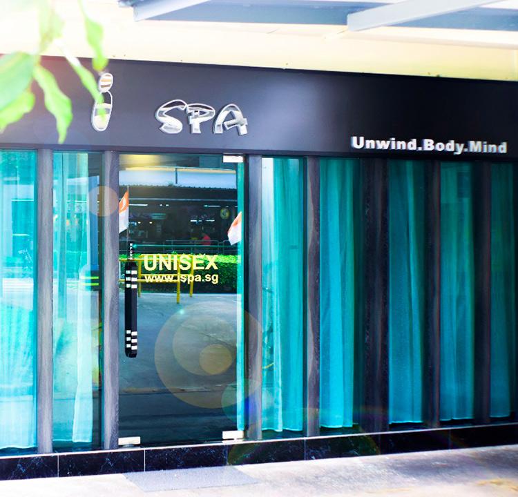 i Spa Singapore