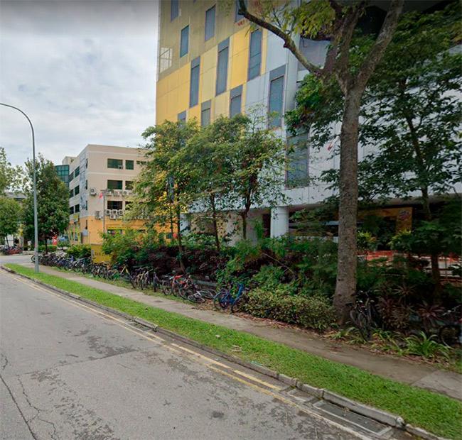 Gain City Urban Cycling Track